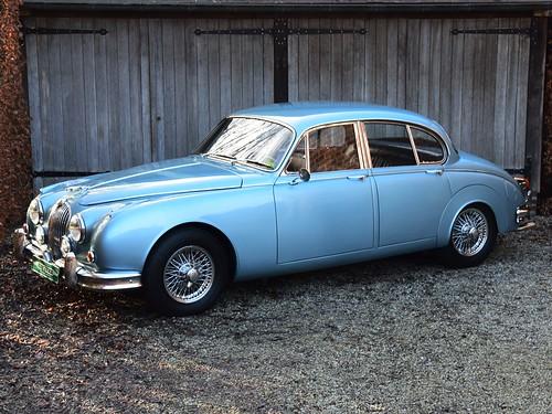 Jaguar Mk2 3,8 Litre Automatic (1965)