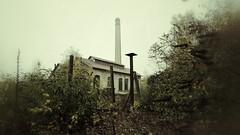 Arisen from the fog (ostplp) Tags: chimiques produits patrimoine perdu passé friche forgotten factory urbex usine oublié ruine oubli exploration abandonné ancien abandon industriel industrial