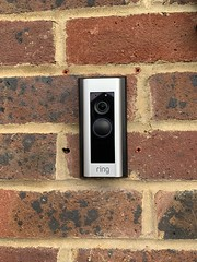 "Ring Pro Smart Video Doorbell Installed In Pinner, Harrow, London. • <a style=""font-size:0.8em;"" href=""http://www.flickr.com/photos/161212411@N07/44566681690/"" target=""_blank"">View on Flickr</a>"