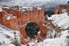 Bryce Arch (Long Exposure Art (L~EX~A)) Tags: nationalparks bryce brycecanyon arch travel utah nikond5300 tamron tamron18400