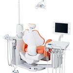 歯科診療用チェアユニットの写真