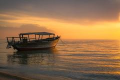 Dhow at Sunset (iamfisheye) Tags: sandisk dhow oly03 omd tanzaniaoctober2018 greystokes nomadtanzania camera 32gb mahale kit em12 swtnz2018 olympus