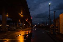 DSC_8069 (TeylorDelight) Tags: lisboa nightphotography photography street streetphotography agameofcolors way2ill train tram tracks trainstation