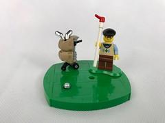(Alego37) Tags: club golf moc lego bpchallenge brickpirate