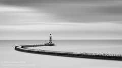 Roker Pier (srhphoto) Tags: 2018 canon canonef2470mmf4lis canoneosr dawn lighthouse roker rokerpier sea sunderland sunrise â©simonharrison2018
