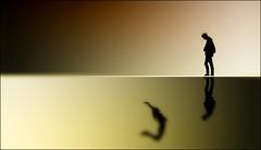 La meta perduta (Gio_guarda_le_stelle) Tags: artwork silhouttes sunday