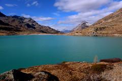 The White Lake (annalisabianchetti) Tags: lake lago berninapass valbernina grigioni grisons switzerland svizzera beautiful beauty mountains montagne paesaggio landscape travel