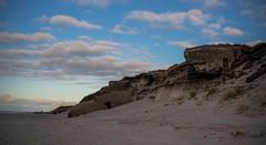 Bunkers over North Sea (Carl Terlak) Tags: bunkers wwii sony jutland denmark