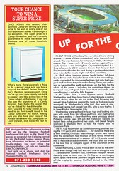 Liverpool vs Blackburn Rovers - 1991 - Page 22 (The Sky Strikers) Tags: liverpool blackburn rovers fa cup road to wembley the anfield review one pound