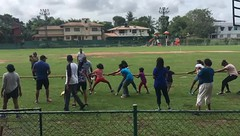 (Vid) Tug-o-war 1 (All_the_HGs) Tags: 2018 hgfa cricket match 3generations october2018 janakaranawakagrounds malliswon