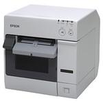 業務用カラーインクジェットラベルプリンターの写真