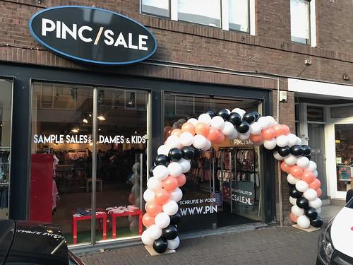 Ballonboog 6m Rotterdam Hillegersberg