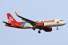 9H-NEO -LGW (B747GAL) Tags: air malta neo airbus a320251n lgw gatwick egkk 9hneo