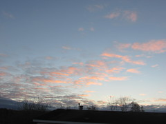 Sunrise in November (creed_400) Tags: november fall autumn belmont west michigan sky clouds sunrise dawn