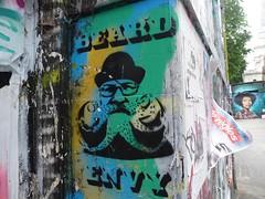 London 2018 (bella.m) Tags: graffiti streetart urbanart london shoreditch greatbritain england art stencil pochoir beard beardenvy