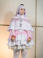 _MG_0171 (Mauro Petrolati) Tags: gumiku cosplay cosplayer kanna kamui miss kobayashi maid dragon romics 2018 loli cute