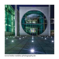 MELH Berlin (H. Roebke) Tags: 2018 canon5dmkiv nightshot quadrat abstract city melh colour berlin farbe longexposure architecture regierungsviertel lzb nachtaufnahme lightroom sigma1224mmf40dghsmart