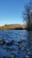 River to Sky (D70) Tags: river sky seymour grouse mountain districtofnorthvancouver britishcolumbia canada heritage park seymourriverheritagepark ski slopes