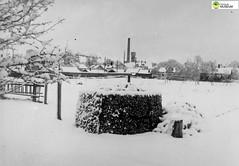 tm_5971 - Vulcans tändsticksfabrik, Tidaholm (Tidaholms Museum) Tags: svartvit positiv fotografier ved vulcan tändsticksfabrik tidaholm