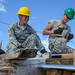 Airmen assigned to Task Group Engineer continue to provide support to residents effected by Super Typhoon Yutu