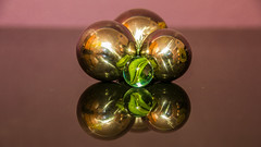 Spheres (Tony Howsham) Tags: metal glass reflecting reflection spheres sphere bearings bearing marble 18250 sigma 70d eos canon