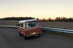 IMG_20181117_160950 (valvecovergasket) Tags: vanagon camper vw volkswagen westy westfalia van diesel thesamba