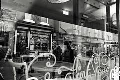 Troubled Patisserie Valerie (Bury Gardener) Tags: monochrome mono burystedmunds bw blackandwhite britain nikond7200 nikon england eastanglia uk 2019 people peoplewatching folks suffolk streetphotography street streetcandids snaps strangers candid candids abbeygatestreet