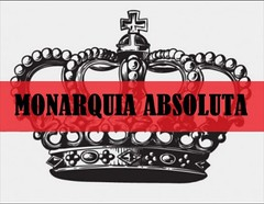 LOGO-MONARQUIA ABSOLUTA