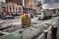 (Ωmega Man) Tags: pentax1530 pentax delivery shipping amazon streetphotography street chelsea manhattan nyc ny newyorkcity newyork