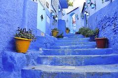 Chefchaouen, detail (MikyAgo) Tags: mikyago micheleagostini agostini nikon d90 2018 marocco maroc morocco africa trip travel viaggio ontheroad chefchaouen blu blue cittàblu bluecity chaouen chawen xauen bluepearl