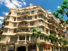 Barcelona (Veselina Dimitrova) Tags: europe spain barcelona architecture artphotography city cityview streetphotohraphy street clickcamera clickthecamera bestoftheday beautiful bestphotographers greatphotographers photooftheday pictureoftheday photography