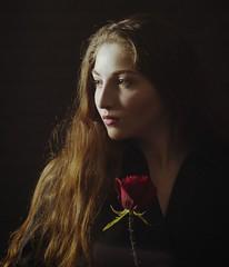 Margo (Valentyn Kolesnyk (ValeKo)) Tags: pentax people portrait woman mood meyer trioplan k3 105cm f38 pentaxflickraward