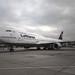 Frankfurt Airport: Lufthansa Boeing 747-830 B748 D-ABYC