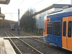 399201 and 399203 (Jon Horrocks) Tags: 399201 399203 class399 valleycentertainment sheffield tram supertram