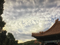 cloudscape, Summer Palace, 颐和园, 北京, 中国