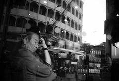 Starbucks. (winn s) Tags: 8elements summicron leica35mm 35mm blackandwhite film streetphotography leicastreet leicafilm leicacamera leica