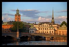 Stockholm (mechanicalArts) Tags: stockholm sweden schweden abendlicht