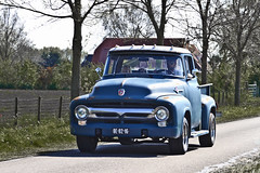 Ford F-100 Pick-Up Truck 1956 (7998) (Le Photiste) Tags: clay fordmotorcompanydearbornmichiganusa fordf100pickuptruck 1956 simplyblue americanpickuptruck oddvehicle oddtransport rarevehicle rondjegaasterlandthenetherlands fryslânthenetherlands fryslânheitelân be8216 perfectview mostrelevant mostinteresting afeastformyeyes aphotographersview autofocus artisticimpressions alltypesoftransport anticando blinkagain bestpeople'schoice beautifulcapture bloodsweatandgear gearheads creativeimpuls cazadoresdeimágenes canonflickraward digifotopro damncoolphotographers digitalcreations django'smaster friendsforever finegold fairplay greatphotographers groupecharlie peacetookovermyheart hairygitselite ineffable infinitexposure iqimagequality interesting inmyeyes livingwithmultiplesclerosisms lovelyflickr myfriendspictures mastersofcreativephotography niceasitgets photographers prophoto photographicworld planetearthbackintheday planetearthtransport photomix soe simplysuperb showcaseimages slowride simplythebest simplybecause thebestshot thepitstopshop themachines theredgroup thelooklevel1red transportofallkinds vividstriking wow wheelsanythingthatrolls worldofdetails yourbestoftoday oldtimer