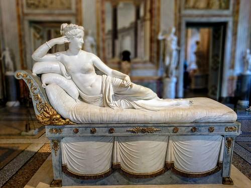 Pauline Bonaparte by Canova