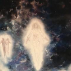 564 (Cheryl Gaer Barlow) Tags: angels spiritual heaven painting