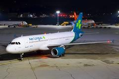 Aer Lingus - Airbus A320-214 EI-CVA @ Salzburg (Shaun Grist) Tags: eicva shamrock aerlingus airbus a320 shaungrist szg lows salzburg wamozart austria airport aircraft aviation aeroplanes airline avgeek