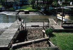 Lake Shafer, Summer 2008 (Roger Gerbig) Tags: canoneos3 canonef28105f3545 fujivelvia100 lakeshafer indiana monticello rogergerbig slidefilm 135film 35mm rvp100 fujichrome velvia100