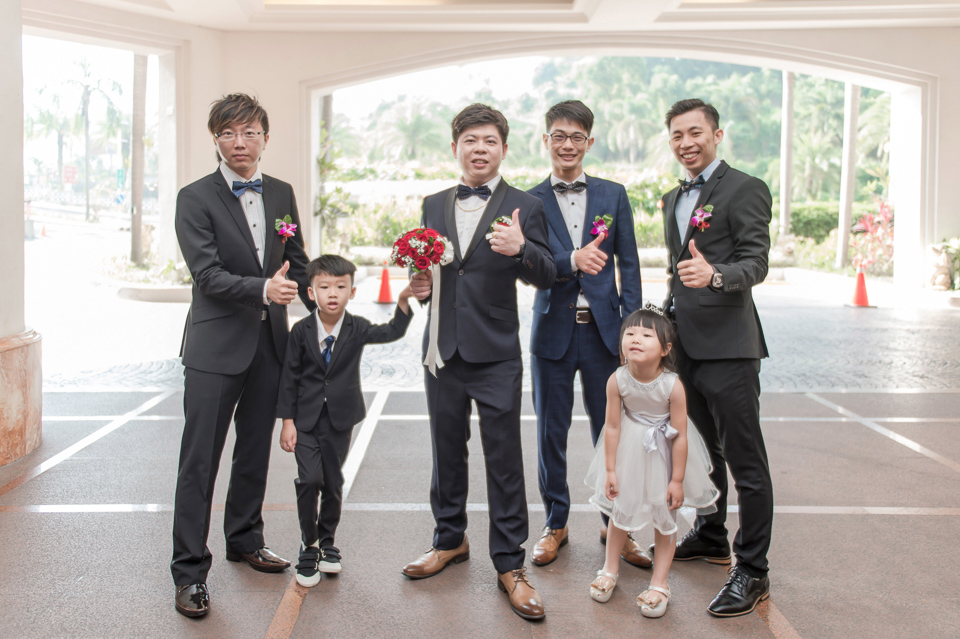 婚攝 雲林劍湖山王子大飯店 員外與夫人的幸福婚禮 W & H 017