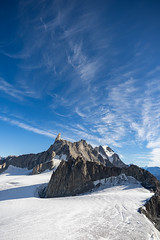 on top of the world (socialtiger) Tags: schnee snow gipfel mountain high hight blue sky italy france sunny top stone rocky italien frankreich berg