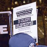 Anti Trump Protesters Downtown Chicago Illinois  11-7-18 5035 thumbnail