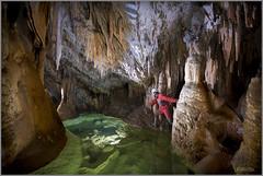 Cueva de Alda (JL.González) Tags: caves cuevas espeleofotografia espeleo ilunpeart