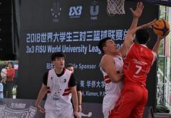 3x3 FISU World University League - 2018 Finals 288 (FISU Media) Tags: 3x3 basketball unihoops fisu world university league fiba