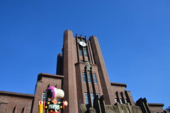 2018_11_17  (043) (Eugene's Image Garden) Tags: tokyo japan 日本 東京 snoopy スヌーピー university