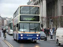 Dublin Bus AV299 (03D20299). (Fred Dean Jnr) Tags: april2005 dublin dublinbus busathacliath dublinbusbluecreamlivery volvo b7tl alexander alx400 oconnellstreetdublin pboro av299 03d20299