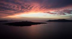 (sebrst) Tags: grèce greece santorin santorini paysage landscape plage beach île island view horizon soleil sunrise sun sunset